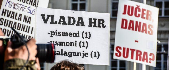 Podrška štrajku – učitelji su ključni!