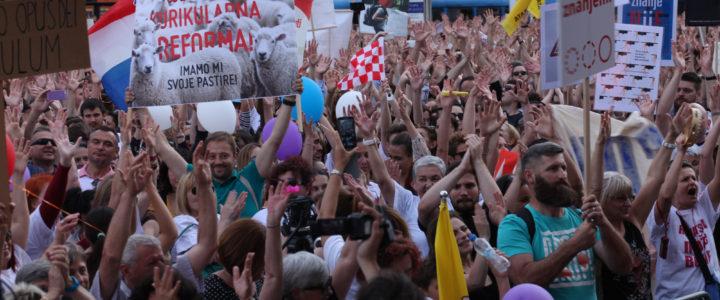 Hrvatska ne može bolje dok se uništava obrazovni sustav!